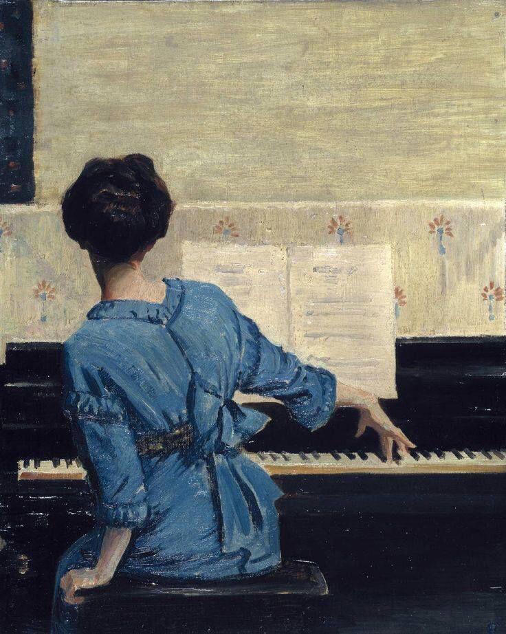William Arthur Chase - The keynote- 1910-15.jpeg