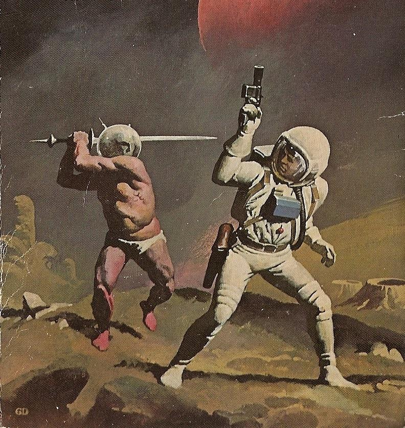 Astronaut Attack by Gino D'Achille - 1978.jpg