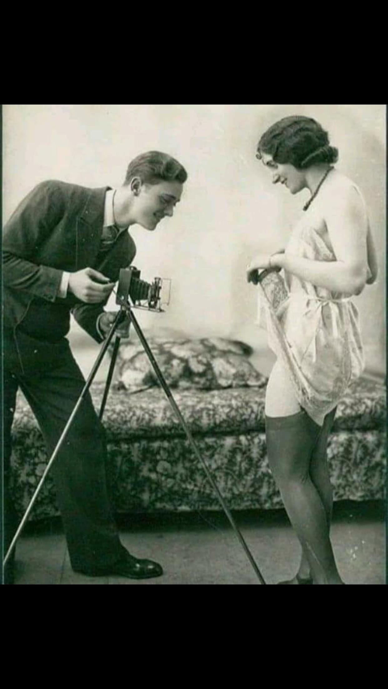 Early Porno photo session - 1928.jpg