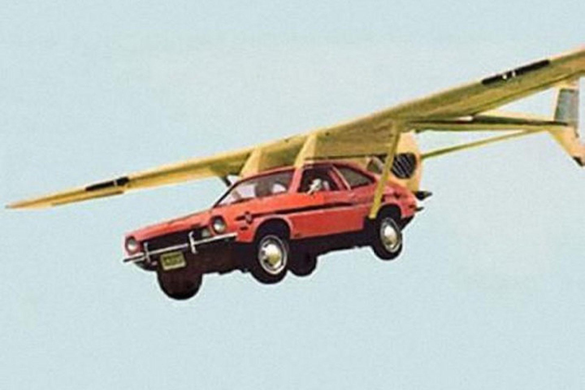 1973 - Henry Smolinski and His Flying Pinto.jpg
